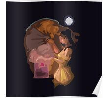 The Beauty and The Beast Poster
