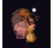 The Beauty and The Beast Photographic Print