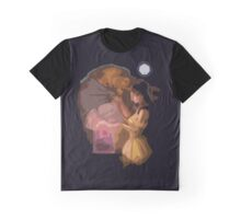 The Beauty and The Beast Graphic T-Shirt