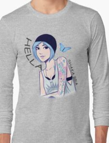 Hella Chloe Price  Long Sleeve T-Shirt