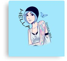 Hella Chloe Price  Canvas Print