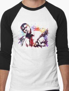 Frank iero - thank you for... Men's Baseball ¾ T-Shirt