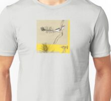 The Jay and the Peacock  An Aesop's Wetnose Fable Unisex T-Shirt