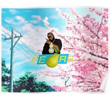 RICK ROSS PEARS Poster
