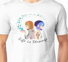 Life is strange 4- Max and Chloe Unisex T-Shirt