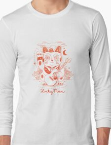 Lucky Man Long Sleeve T-Shirt