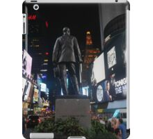 Tonight's the Night in Times Square iPad Case/Skin