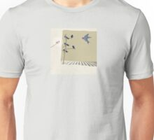 The Swallow and the  Other Birds  An Aesop's Wetnose Fable Unisex T-Shirt