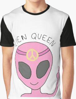 ALIEN QUEEN Graphic T-Shirt