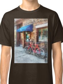 Bicycle by Post Office Classic T-Shirt
