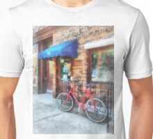 Bicycle by Post Office Unisex T-Shirt