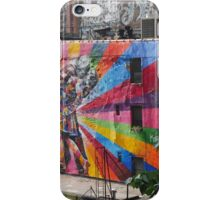 Rainbow Views from the High Line iPhone Case/Skin