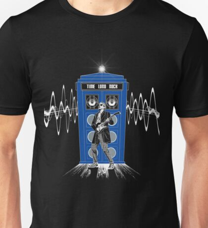 Time Lord Rock Unisex T-Shirt