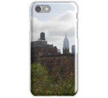 A Distant Empire State, from the High Line iPhone Case/Skin