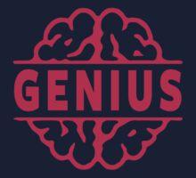 Genius One Piece - Short Sleeve