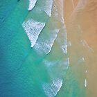The ocean by Keiran Lusk