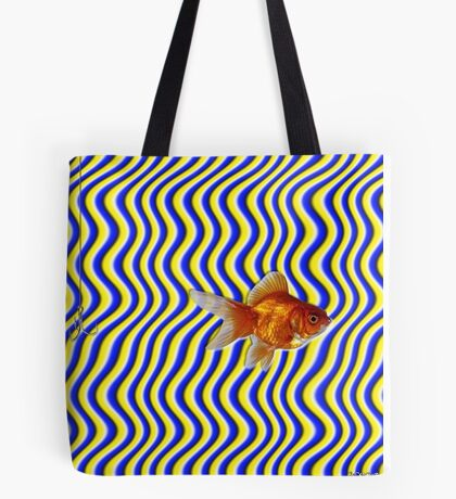 Fleeing Destiny Tote Bag