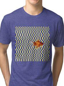 Fleeing Destiny Tri-blend T-Shirt