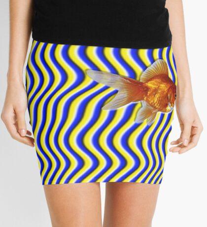 Fleeing Destiny Mini Skirt