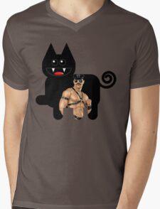 KITTEN 6/6 Mens V-Neck T-Shirt
