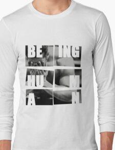 Salman: Being Human Long Sleeve T-Shirt