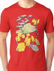 Different fish Unisex T-Shirt