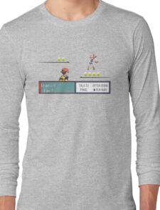 Run Away Long Sleeve T-Shirt