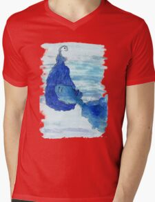 Water, Life, and Breath Mens V-Neck T-Shirt