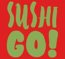 SUSHI GO! Kids Tee