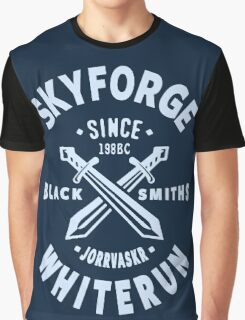 Skyforge Whiterun Graphic T-Shirt