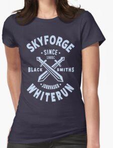 Skyforge Whiterun Womens Fitted T-Shirt