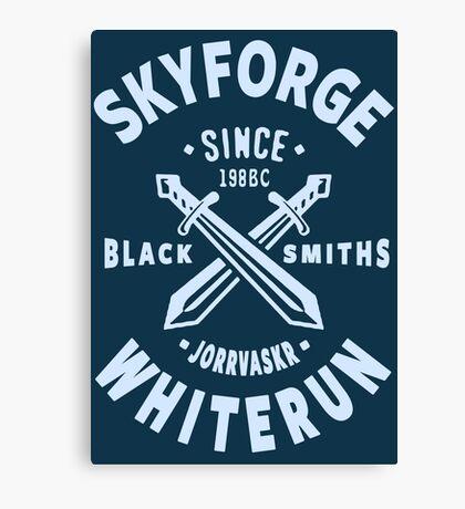 Skyforge Whiterun Canvas Print