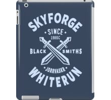 Skyforge Whiterun iPad Case/Skin