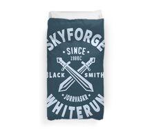 Skyforge Whiterun Duvet Cover