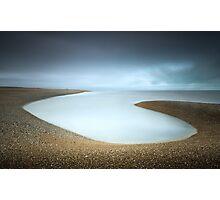 Dungeness Beach Photographic Print