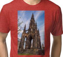 Scott Monument Tri-blend T-Shirt