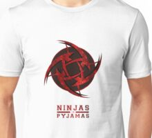 NIP - Ninjas In Pajamas - Blood red logo Unisex T-Shirt