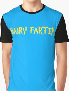 Hairy Farter Graphic T-Shirt