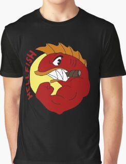 Hellfish Graphic T-Shirt