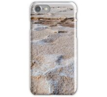 Lake Eyre, Dry Salt Pan iPhone Case/Skin