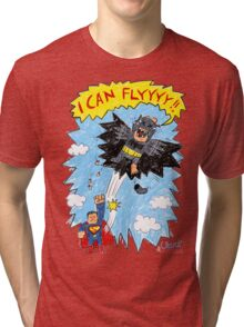 the flight of the bat Tri-blend T-Shirt