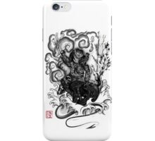 The Hunter and the Demon iPhone Case/Skin