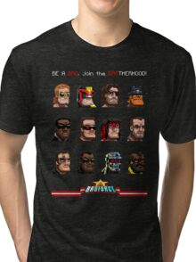 Be a Bro. Join the Brotherhood ! Tri-blend T-Shirt