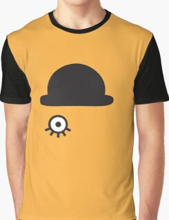 orange clockwork Graphic T-Shirt