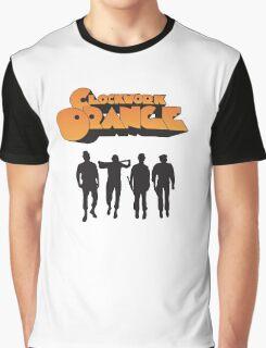 orange clockwork Graphic T-Shirt