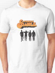orange clockwork Unisex T-Shirt