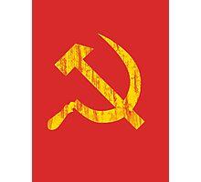 Soviet Photographic Print