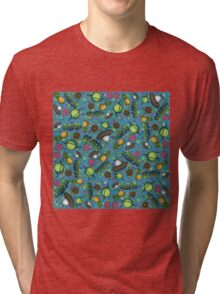 Space & Sweets Textile Tri-blend T-Shirt
