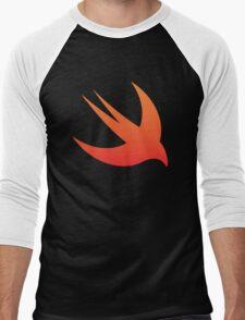 Swift 01 Men's Baseball ¾ T-Shirt