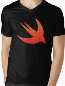 Swift 01 Mens V-Neck T-Shirt
